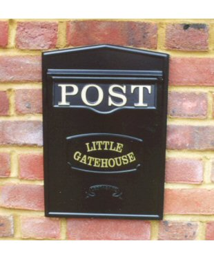 how to build a brick letterbox video