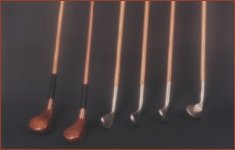 Hickory shafted sets